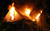 18 houses gutted in fire in Jammu and Kashmir