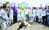 AAP demands action against Dharmsot
