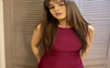 Shehnaaz Gill's tube top pictures welcoming Mumbai rains surface; 'nazar na lge', say fans