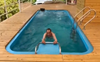 Dharmendra takes to water aerobics, yoga and light exercise; have a look