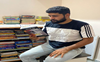 26-year-old on a mission to spread the love for books