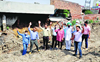 House in Patiala's Mohindra Colony damaged during work on drain
