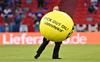 Greenpeace apologises, local police slam Euro 2020 protester