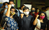 Student activists Kalita, Narwal and Tanha released from Tihar Jail