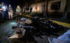 Car bomb explosion at Colombia military base injures 36