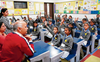 Sisodia upset over Delhi schools 'losing' out in performance index