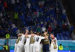 Italy put on a show with win over Turkey in Euro 2020 opener