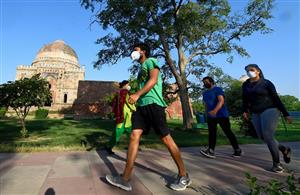 Delhi Unlock: Public parks, gardens to open from Monday; outdoor yoga activities to be allowed
