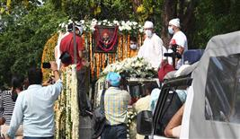 Milkha Singh cremated with state honours