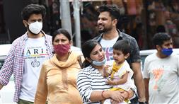 Chandigarh reports 32 new Covid-19 cases; 3 deaths