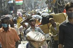 Delhi records 124 Covid-19 cases, 7 deaths; positivity rate 0.17 pc