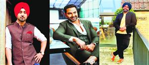 With precautions in place, the Punjabi entertainment industry is trying to regain its momentum