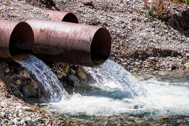 Groundwater level: 60% state area 'red'