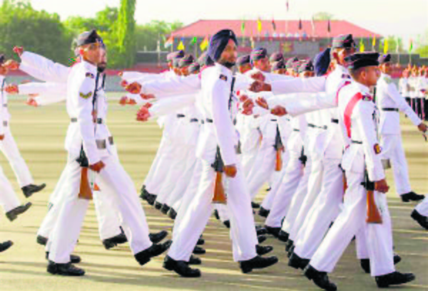 Cadets from non-military families make the cut at NDA