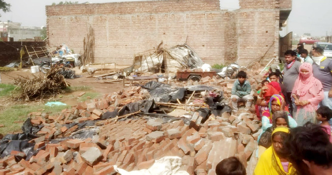 Storm claims 7 lives in 4 Patiala villages