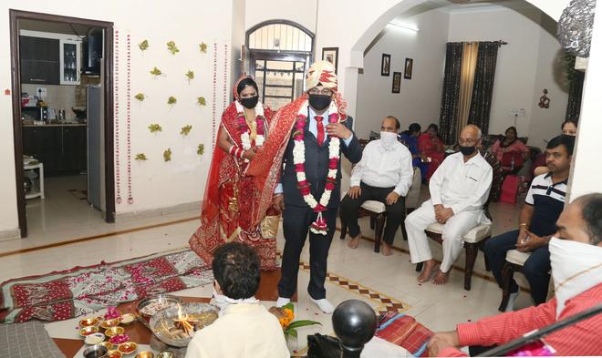 Big fat weddings in Punjab a passé, blame it on Covid
