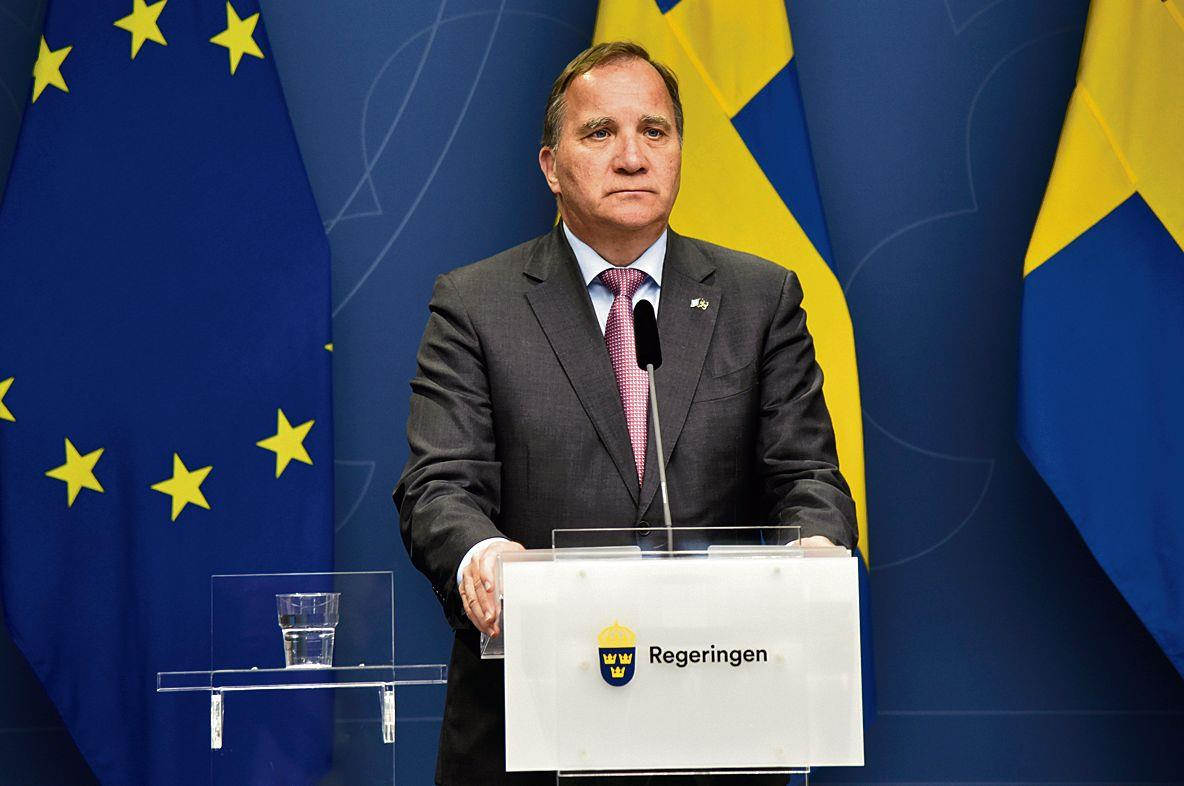 Swedish PM Stefan Lofven Steps Down After Losing A No-Confidence Vote
