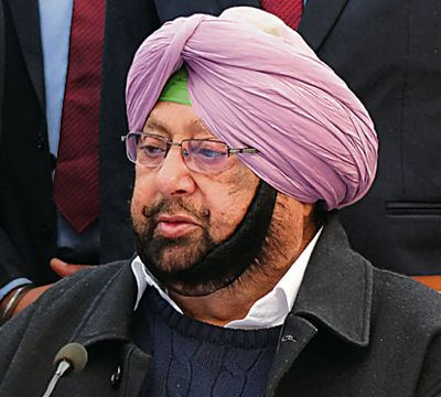 Meagre hike in MSP insult to farmers, says Punjab CM