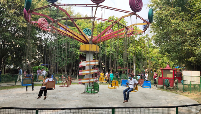 Closed since April amid Covid-19 heat, Nikku Park reopens with curbs aplenty