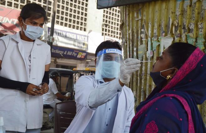 Elderly dies, 50 fresh Covid cases in Ludhiana