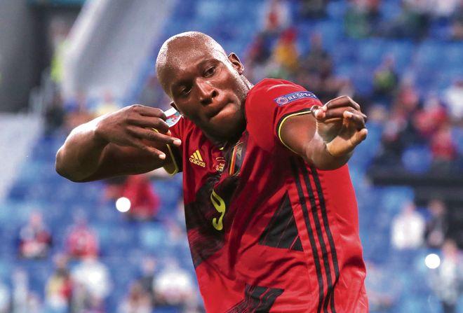 Lukaku fires for Belgium