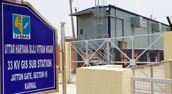 Haryana's 1st GIS power substation launched