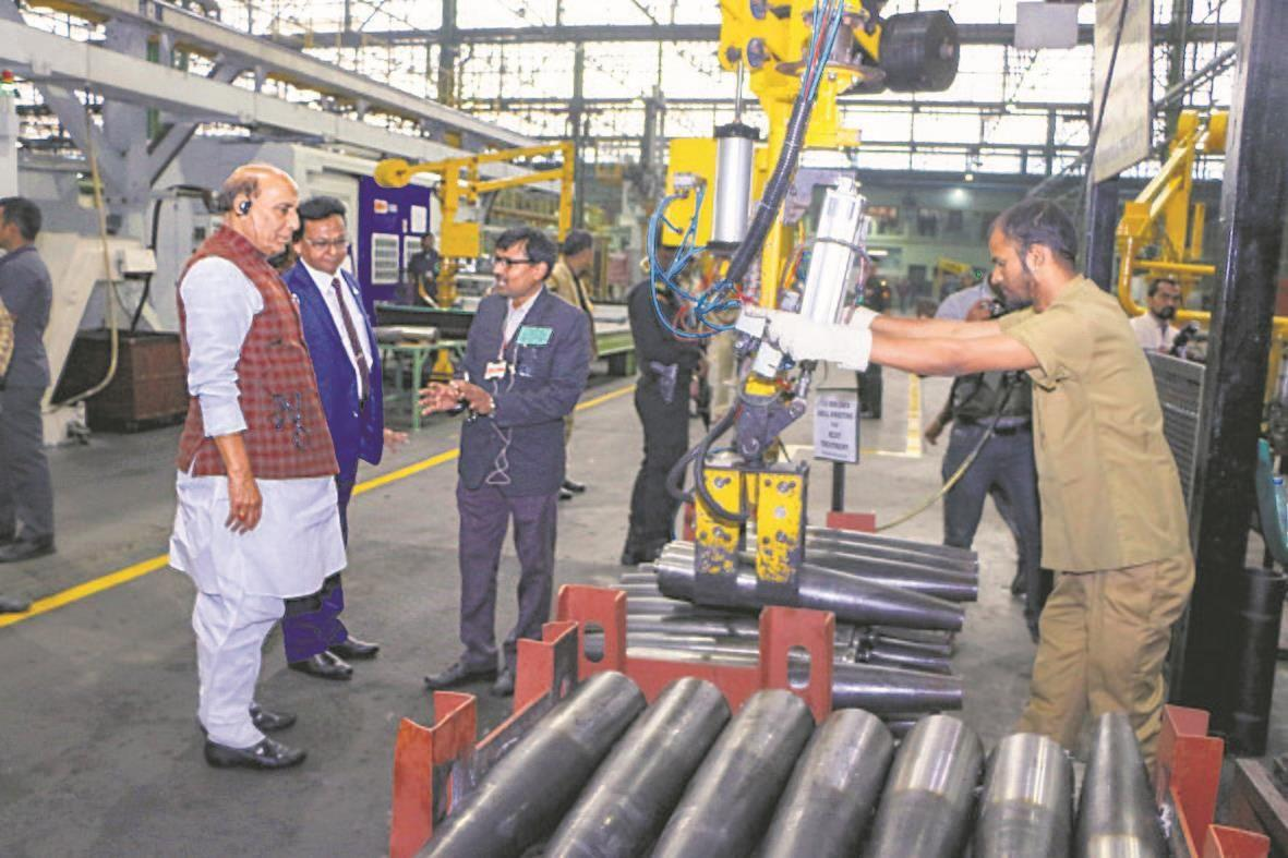 Ordnance board goes, 7 firms to step in