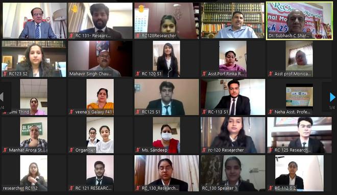 Jalandhar's St Soldier Law College holds webinar