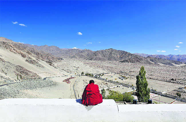 Subordinate  jobs reserved only for Ladakhis