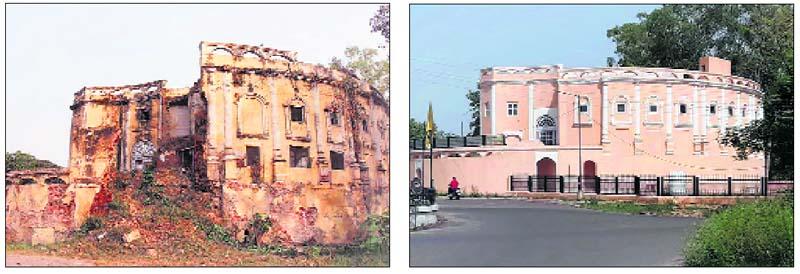 187-year-old Gol Kothi regains its original glory
