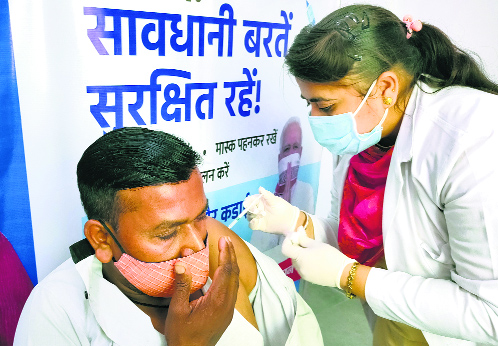 Judicious use a shot in the arm for Chandigarh on vaccination front
