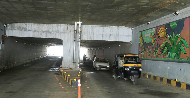 Traffic snarls: Relief on way for Shiv Nagar residents