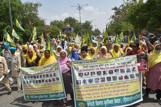 Release jailed activists, demands BKU