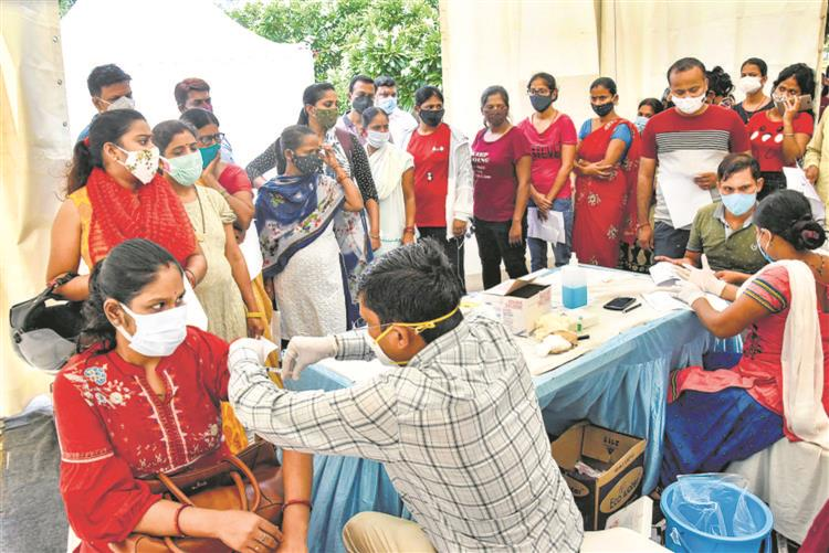 Centre-state discord blunting fight against Covid