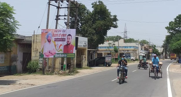 'Capt for 2022' posters surface in legislator Pargat Singh's segment