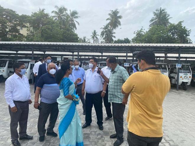 Ludhiana MC team on Chennai tour to study solid waste management