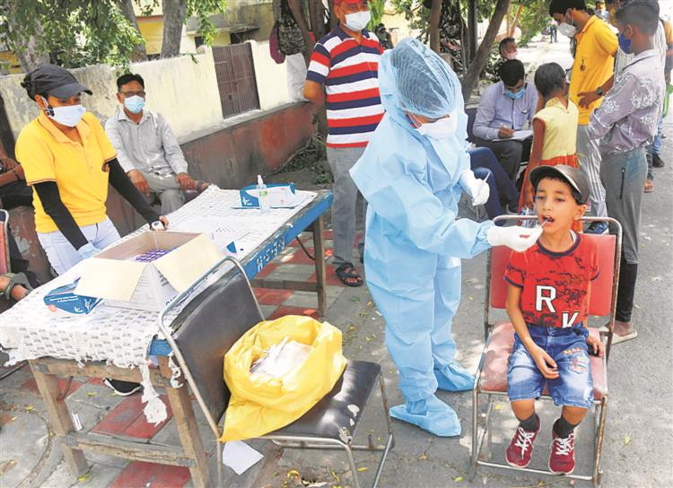 55.7% kids, 63.5% adults with antibodies: AIIMS