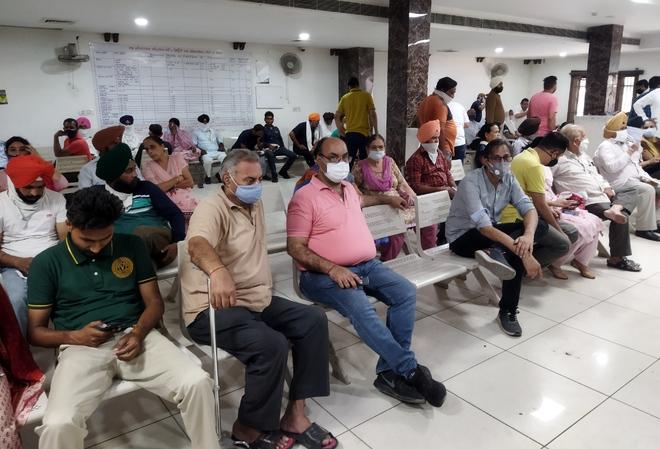 Technical glitches delay registrations at tehsils