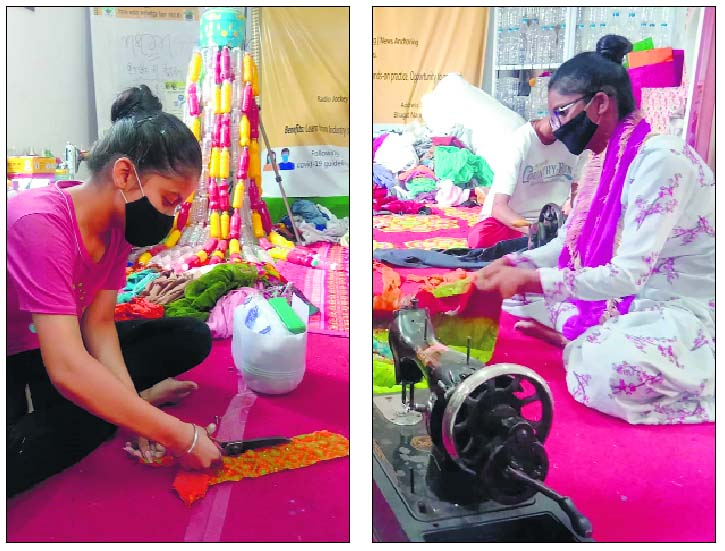 Covid hits family income, girls help parents make ends meet in Jalandhar