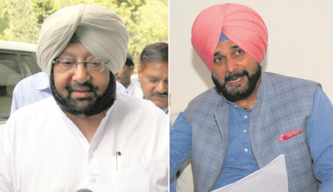 Sidhu to skip AICC panel meet, Rahul reaches out to dissidents