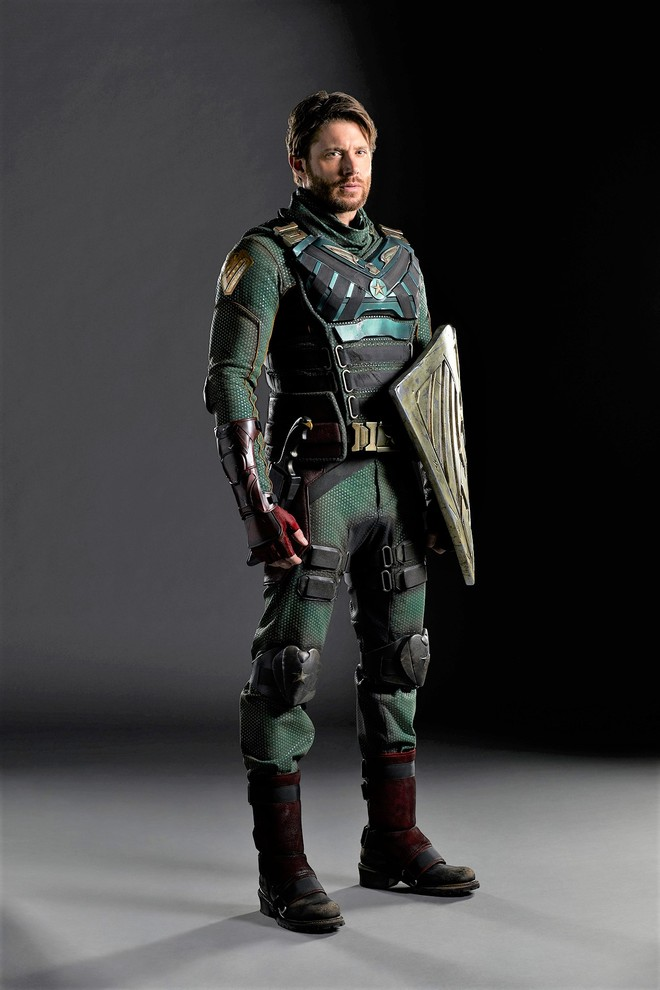 First look of Jensen Ackles as Soldier Boy in 'The Boys' Season 3