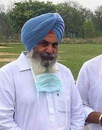 Jolt for senior Maur leaders as AAP MLA Jagdev Singh Kamalu joins Congress