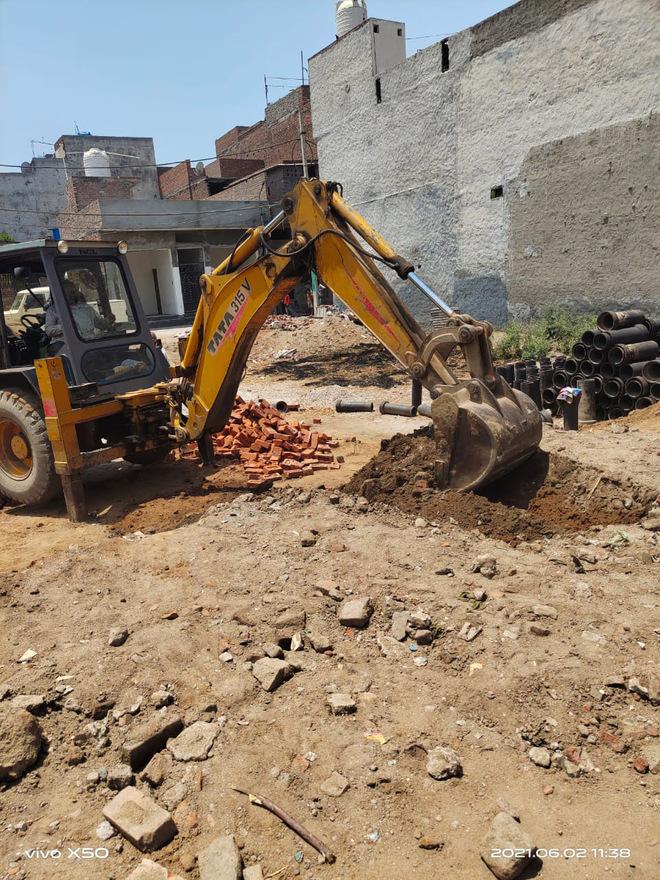 Illegal Colonies: Construction continues despite Ludhiana Municipal Corporation's action