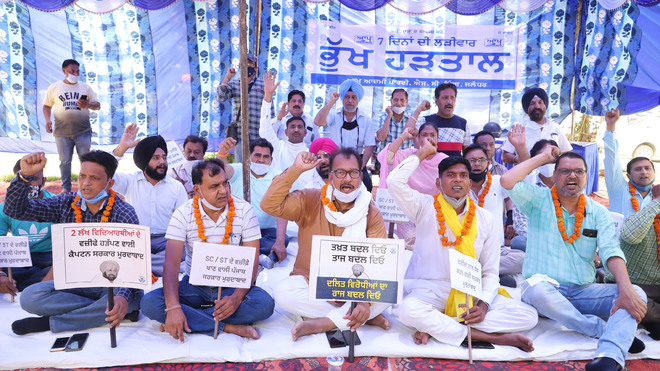 AAP starts 7-day hunger strike