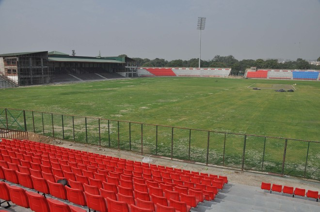 Open stadiums in Mohali: Minister to department