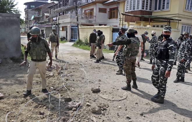 Grenade explosion in Pulwama leaves seven injured
