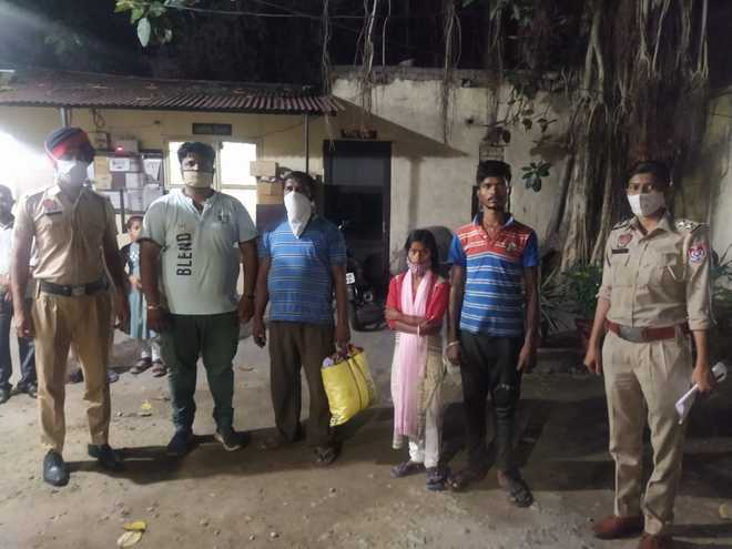 Deserted in Bihar, woman reunited with husband in Ludhiana