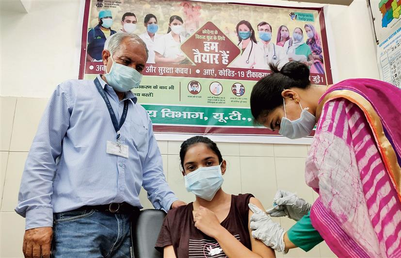 Covid: Panchkula to vaccinate shopkeepers, workers