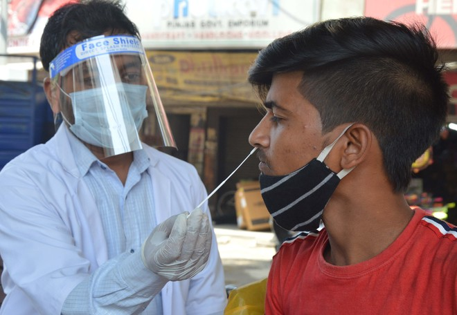 Three dead, 64 test positive in Ludhiana district