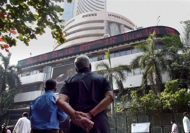 Photo of Sensex hits fresh record high, tops Mount 53000